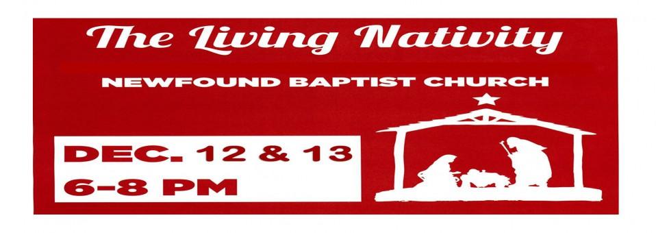 Living Nativity 2015